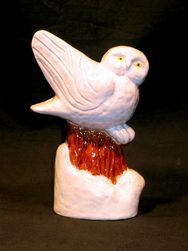 The Snowy Owl was featured at the 2008 BMPCC Convention